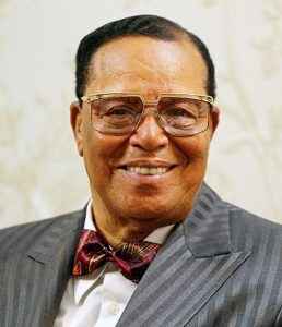 Nation of Islam Minister Louis Farrakhan